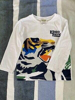 Kenzo Kids Shirt Size 3A