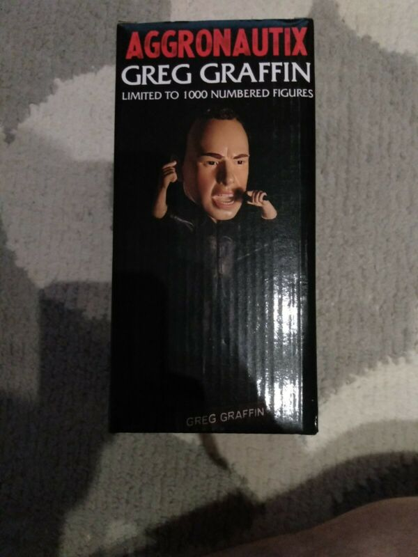 Bad Religion Greg Graffin Bobblehead Throbblehead Aggronautix