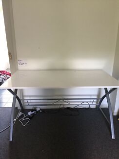 Large study desk