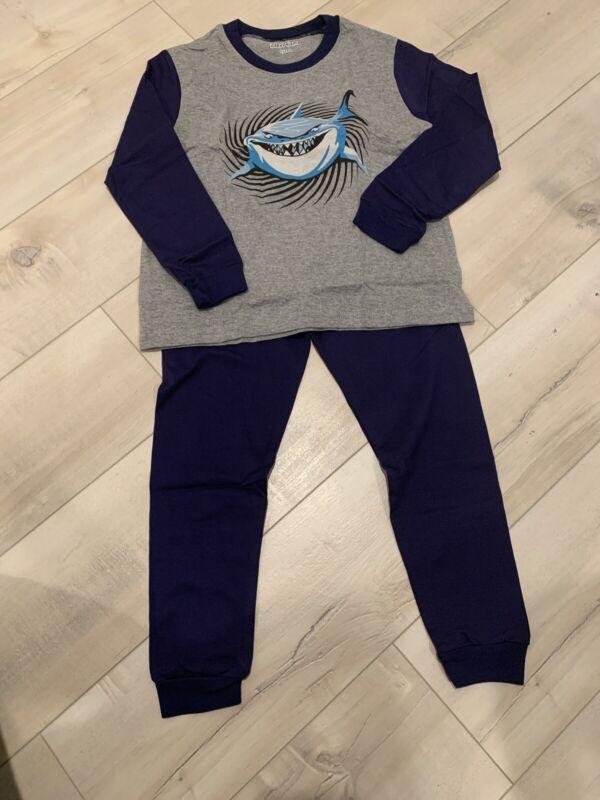 Shark Long Sleeve Shirt and Long Pants Children