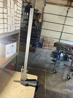 Ash Precision 24 Z-height-e Height Gage With Case Q1