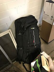 Black Wolf Cuba 75 litre pack Coorparoo Brisbane South East Preview