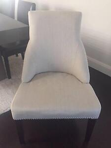 2 Armchairs / Dining Antique Look - Perfect condition Bass Hill Bankstown Area Preview