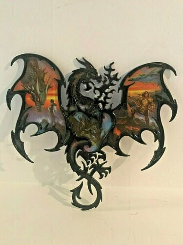 """Bradford Exchange Dragons Fury Collection """"Spell of the Serpent"""" A1284"""
