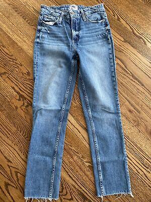 Paige Premium Denim Hoxton Slim Jeans 27