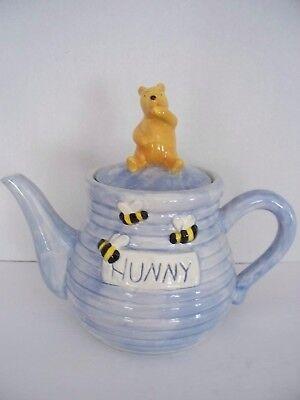 Disney Classic Winnie the Pooh Treasure Craft Pfaltzgraff Company Teapot
