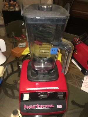 - Vitamix Barboss Advanced  Model VM0100A Blender Mixer