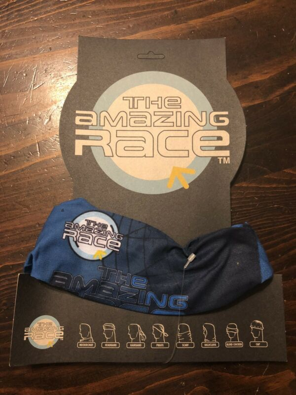Amazing Race blue buff - New with original packaging!