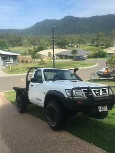 2004 Nissan Patrol Ute Airlie Beach Whitsundays Area Preview