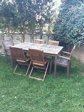 Garden Furniture Cammeray North Sydney Area Preview