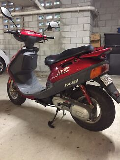 Immaculate condition scooter