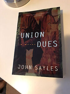 Union dues, the red badge of love, & more books for sale!