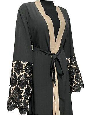 Women Dubai Abaya Muslim Dress Floor Length Party New arrival