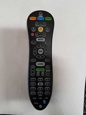 AT&T U-Verse S30-S1B Programmable TV Standard Remote Control Backlit- FREE SHIP