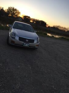 Safetied 2004 Cadillac CTS