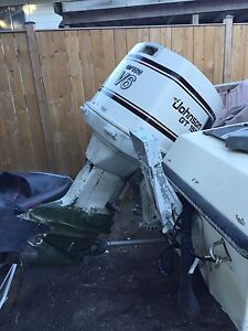 150hp outboard motor