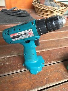 Makita 12v cordless drill Holland Park Brisbane South West Preview