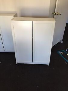 bookshelf with doors, 2 available Arundel Gold Coast City Preview