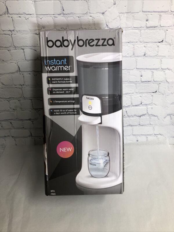 Brand New - Baby Brezza instant bottle warmer - BPA Free Open Box