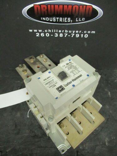 200 AMP CUTLER HAMMER CONTACTOR C825KN10 SER. A2 COIL: 120 VAC **WARRANTY!**