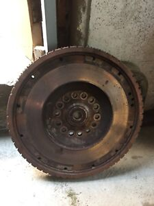 Volvo d12 flywheel used like new