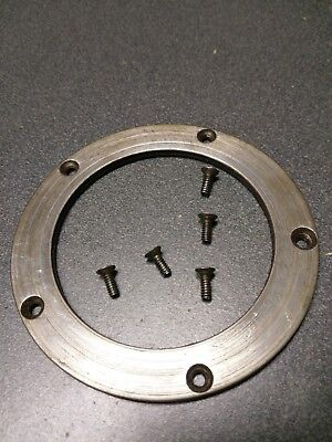 South Bend 16 Lathe Cl-117e Spindle Protecting Ring As451h2 Shield W Screws