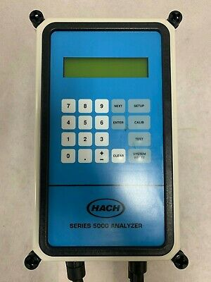 Hach Series 5000 Silica Analyzer Control Module