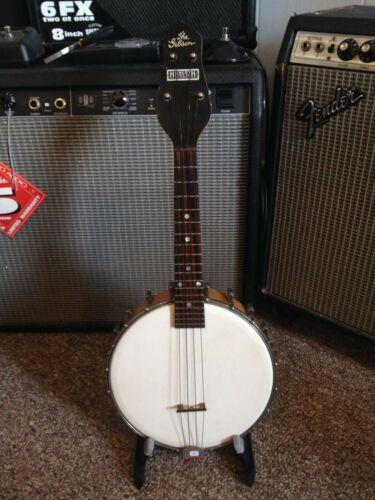 Gibson UB Trapdoor Ukulele-Banjo 1920