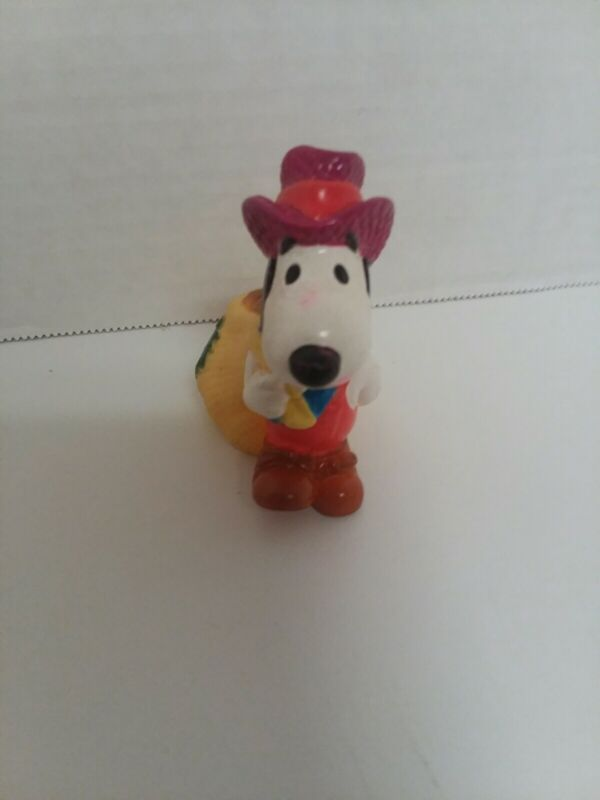1956/1966 Snoopy Rubber Toy