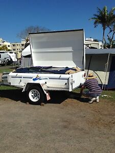 Camper trailer - Kudu Woombye Maroochydore Area Preview
