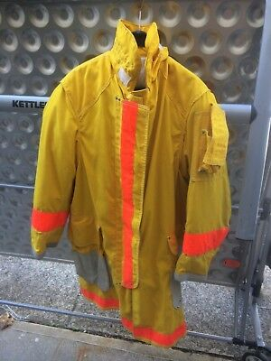 Janesville Firefighter Jacket 44-42-34 New