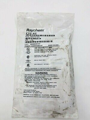 New Raychem Ftc-xc Heat Shrinkable Connection Kit 368979-000
