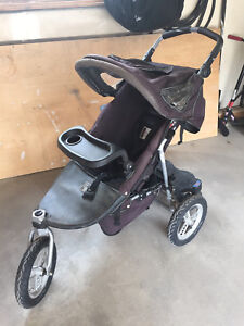 Valco Runabout Stroller with attachments