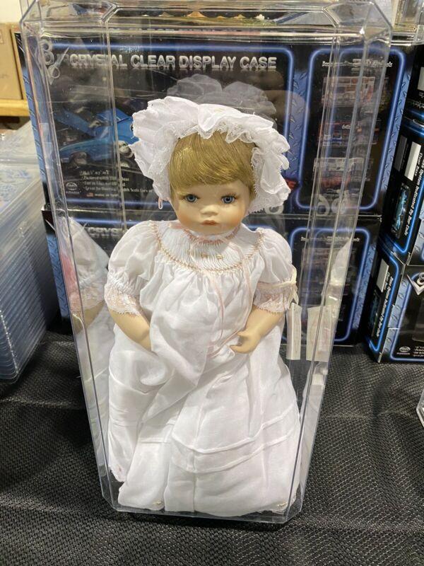 acrylic doll display case