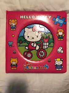 Hello Kitty and Trolls Puzzle Book