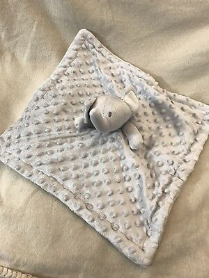 Soft Touch Elephant Comforter Blankie Blanket Soother Soft Toy