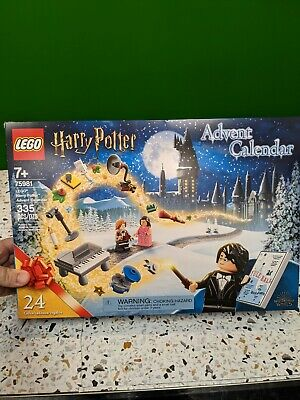 In Hand 2020 Lego Harry Potter Advent Calendar #75981 ShipsToday New/Sealed