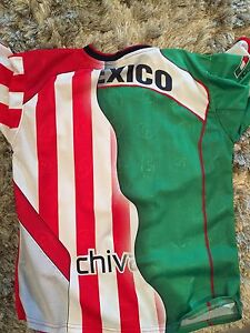 Mexico Soccer football jersey for sale