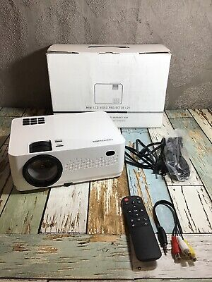 DBPOWER L21 (1080P) LCD Video Projector
