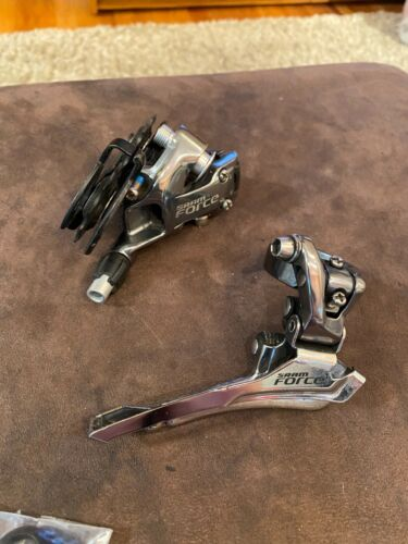 Sram Force front and rear derailleur set 10 speed