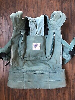 Ergo Baby Carrier with Newborn Insert
