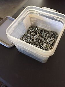 14lbs of Roofing Nails