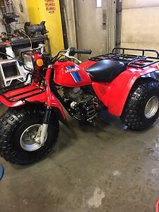 1983 Honda ATC200E Big Red