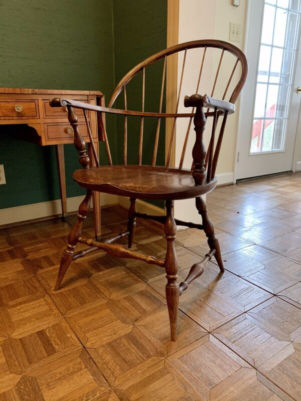 Fine Vintage Windsor Arm Chair