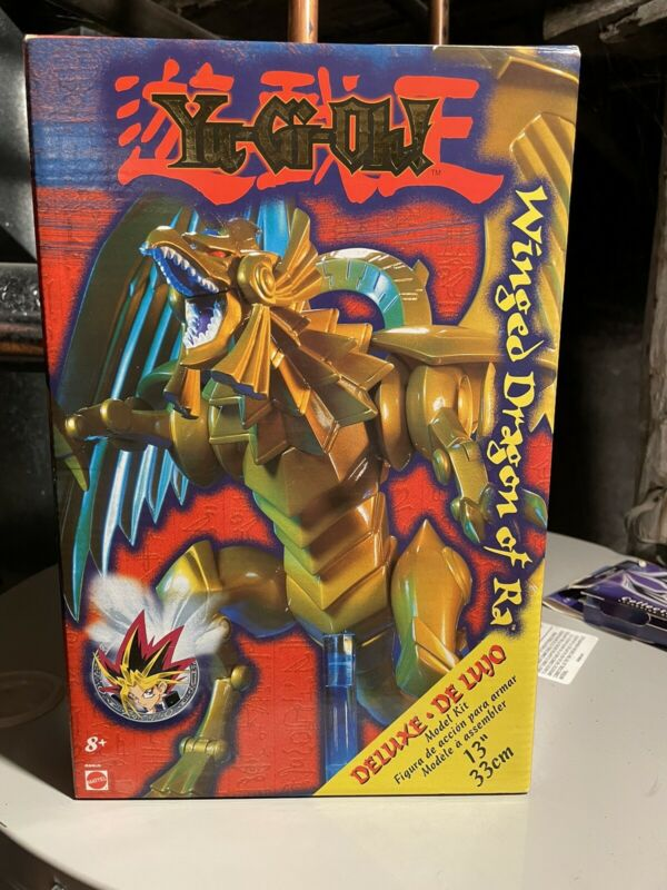 Yu-Gi-Oh Winged Dragon Of Ra Model Kit