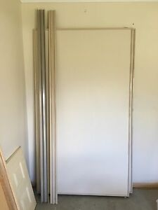 Wardrobe sliding doors & tracks Bethania Logan Area Preview