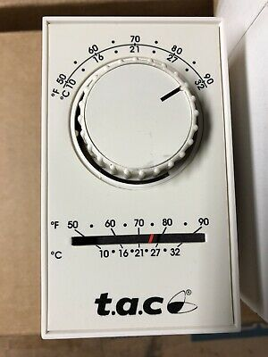 T.a.c. Line Voltage Thermostat
