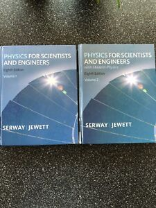PHYSICS FOR SCIENTISTS AND ENGINEERS ( Volume 1 & 2)