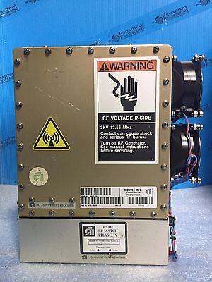 0010-09416 Rf Generator Match Network Etch Chamber Mxp