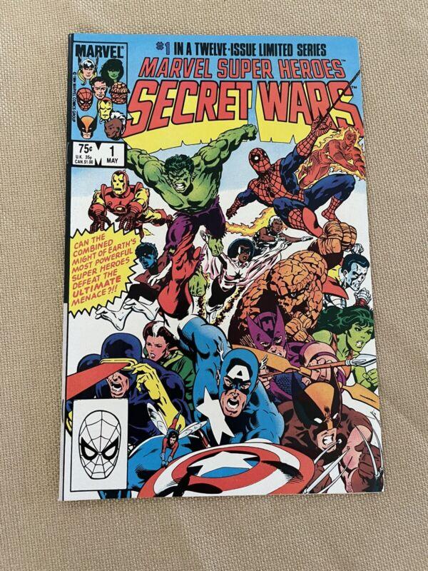 Marvel Super Heroes Secret Wars 1 (Marvel)